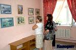 Выставка работ студии КОЛОРИТ